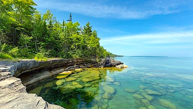 great lakes region best rv vacations in usa