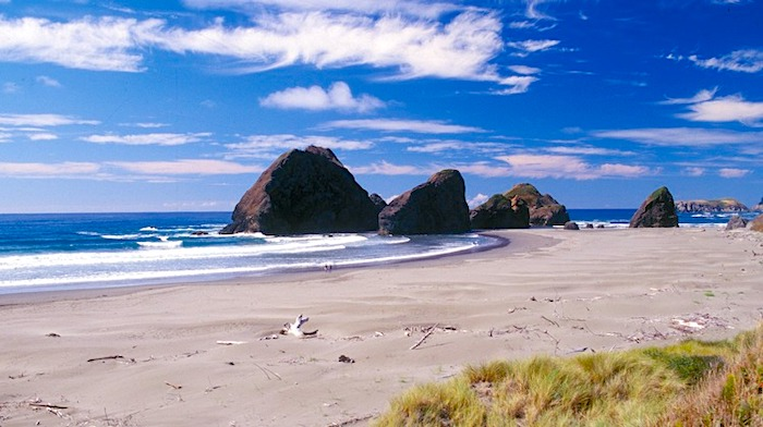 humbug mountain state park rv campground oregon coast
