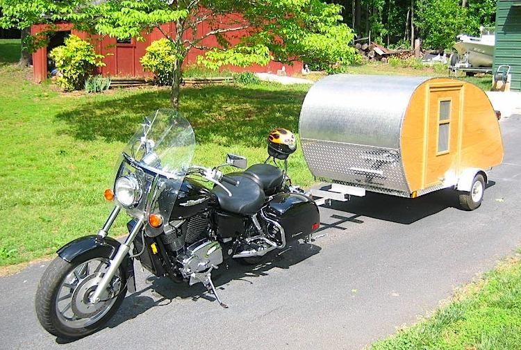 motorcylce teardrop cost