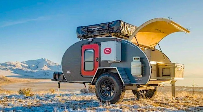 off road teardrop camper price