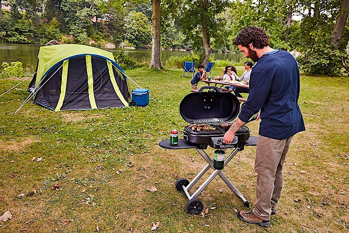 portable gas grill gift for rv owner