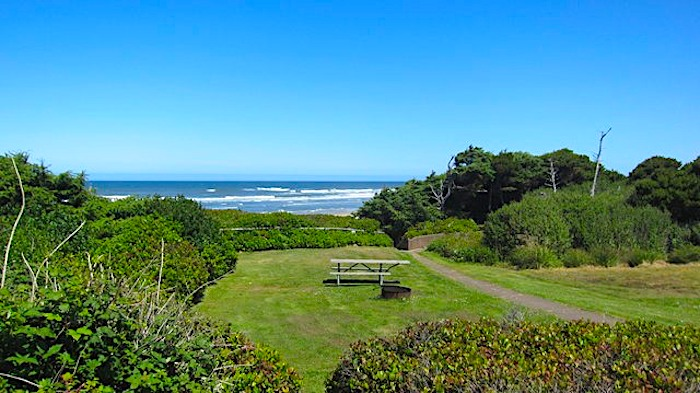 tillicum beach campground Oregon Coast