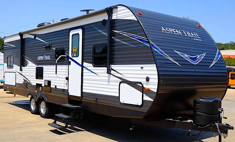 2020 Dutchmen Aspen Trail 2910BHS 2 bedroom travel trailer