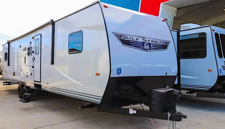 2020 Gulfstream Conquest 33DBD two bedroom travel trailer