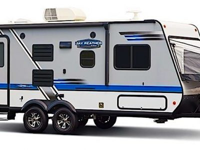 Jayco-Jayfeather-hybrid-travel-trailer