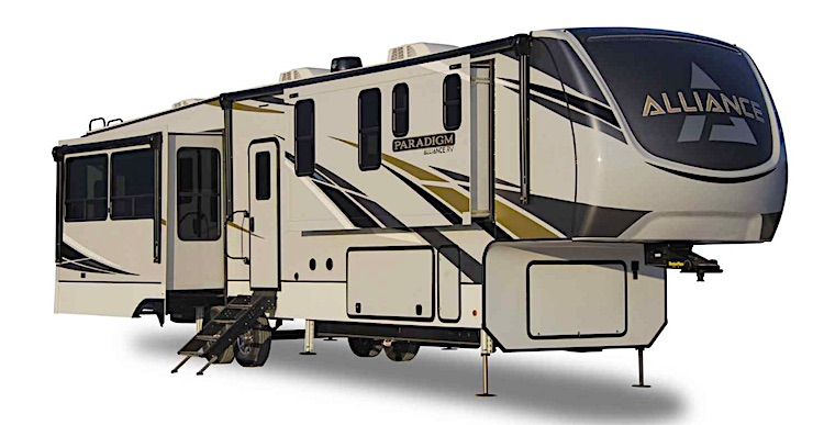 Alliance RV Paradigm 370FB