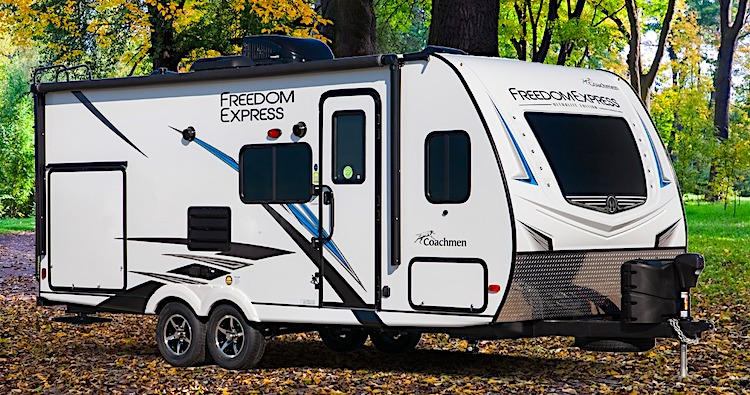 Coachmen Freedom Express Ultra Lite 195RBS ext
