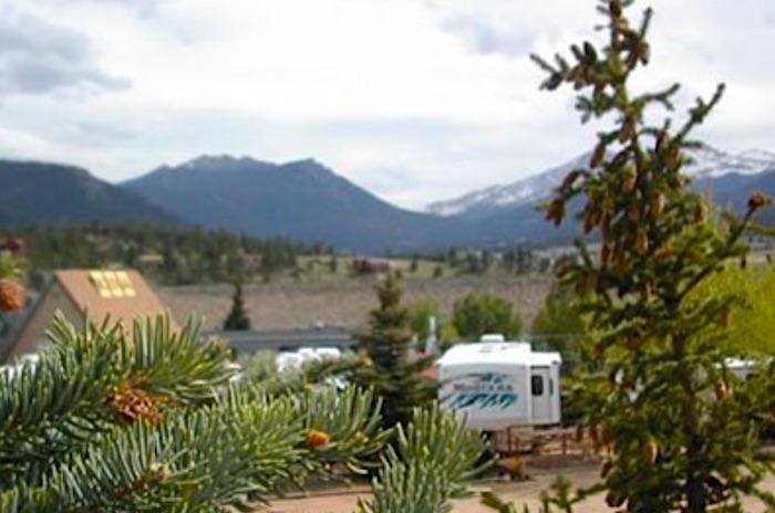 Estes Park KOA Estes Park Colorado RV Camping
