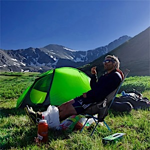 G4Free Portable Camping Chair Medium Size with Headrest