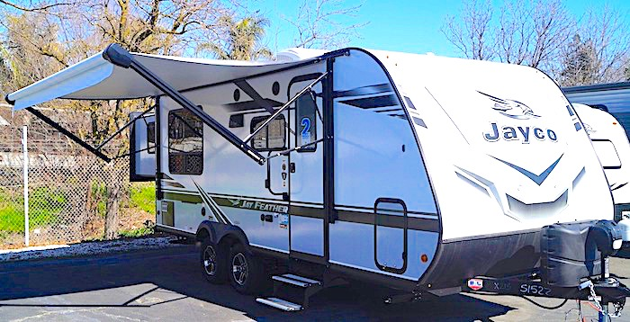 Jayco Jay Feather X213 ext