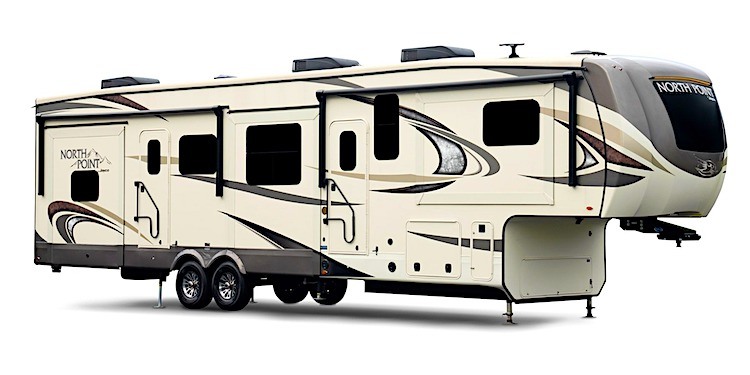 Jayco North Point 383FKWS