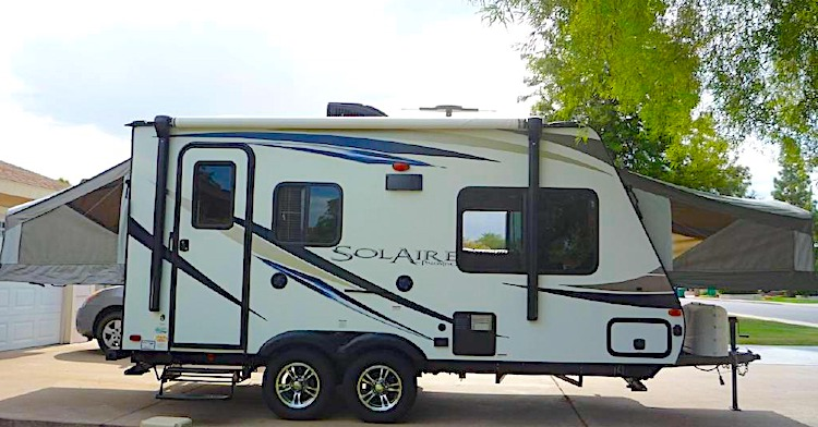 Palomino Solaire Expandable 163X ext