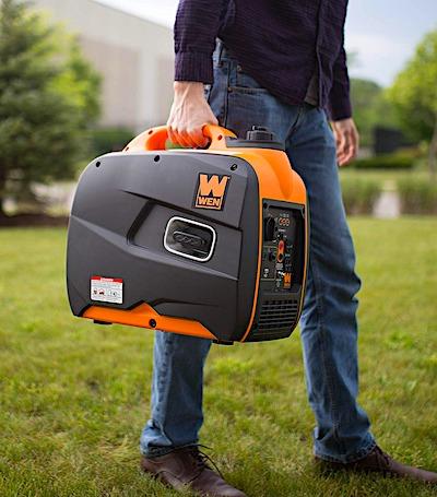WEN quiet portable generator