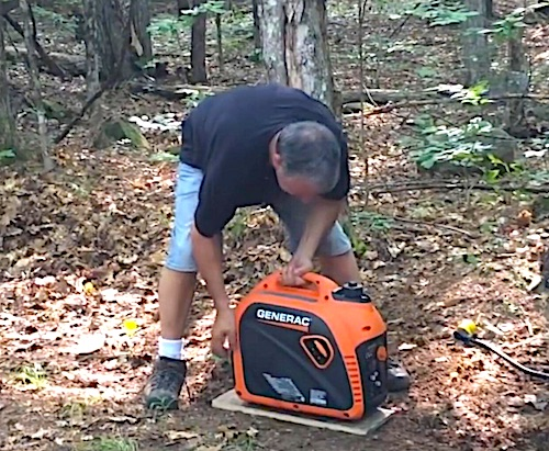 generac quiet portable generator