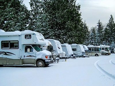 10 Steps to Properly Store Your RV for Winter Without Doing Damage