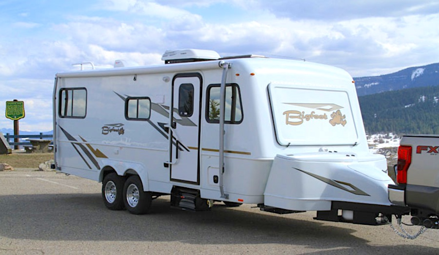 Best Fiberglass Travel Trailer Brands