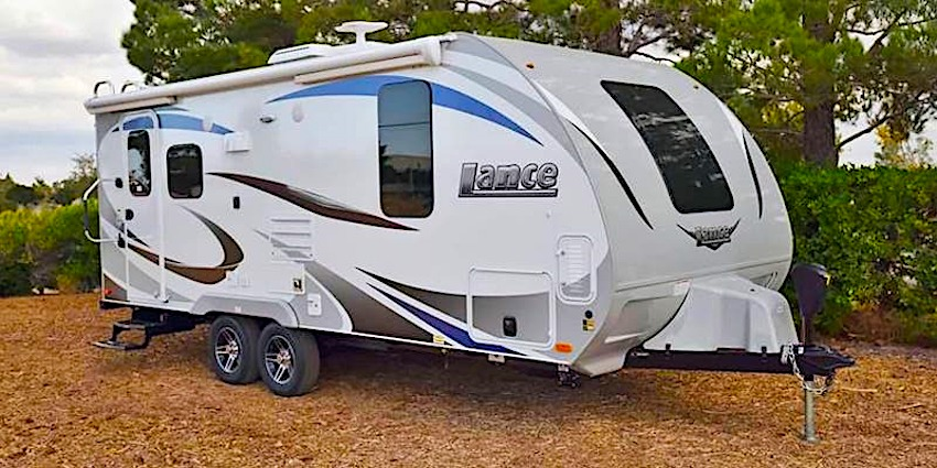 Lance four season Travel Trailer