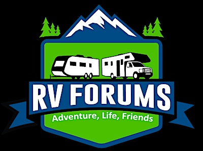 RV Forums Logo is one of the 6 Best RV Forums to Learn All About RVing