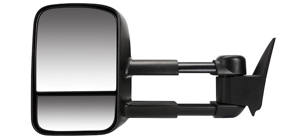 Telescopic Arm Towing Side Mirror