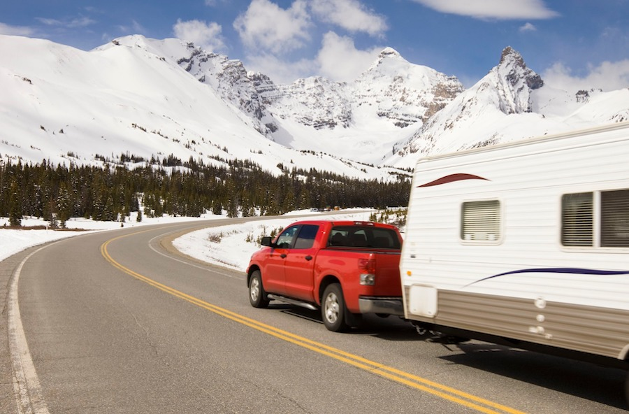 4 Season Travel Trailer Brands