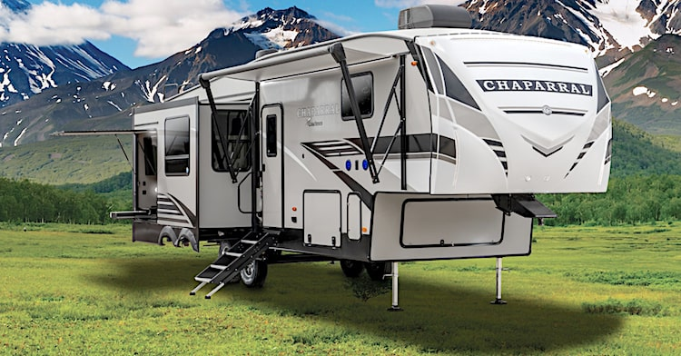 Coachmen Chaparral Series all season 5th wheel