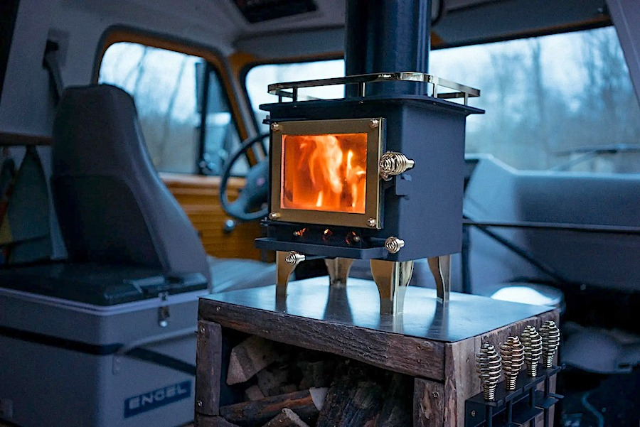 10 Creative Ways to Heat a Camper and Stay Warm While Camping in Cold Weather