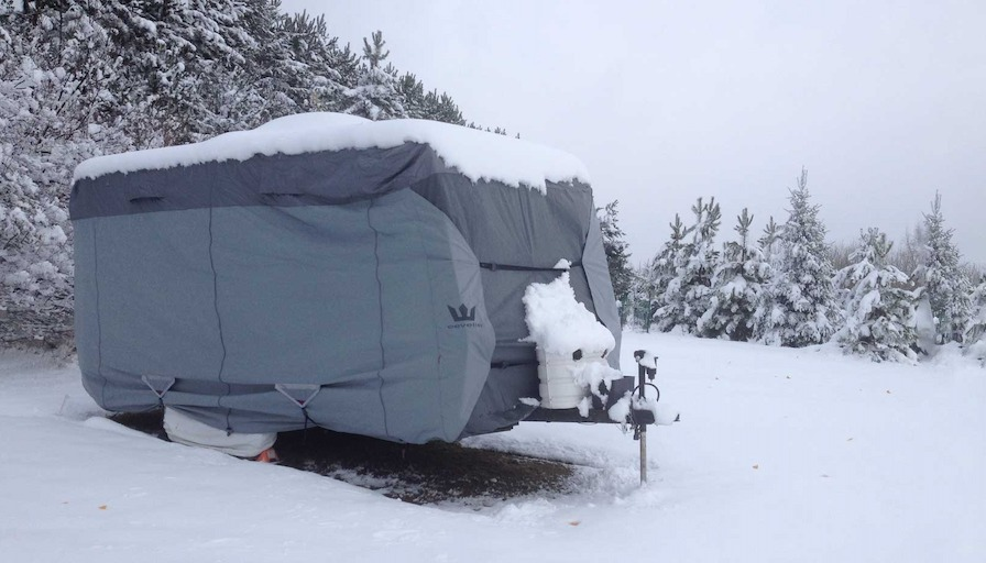 Do You Have to Winterize an RV or Camper?