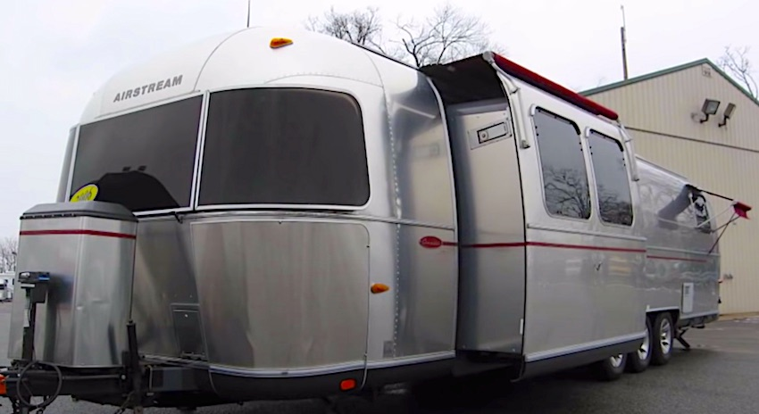 2006 airstream classic limited