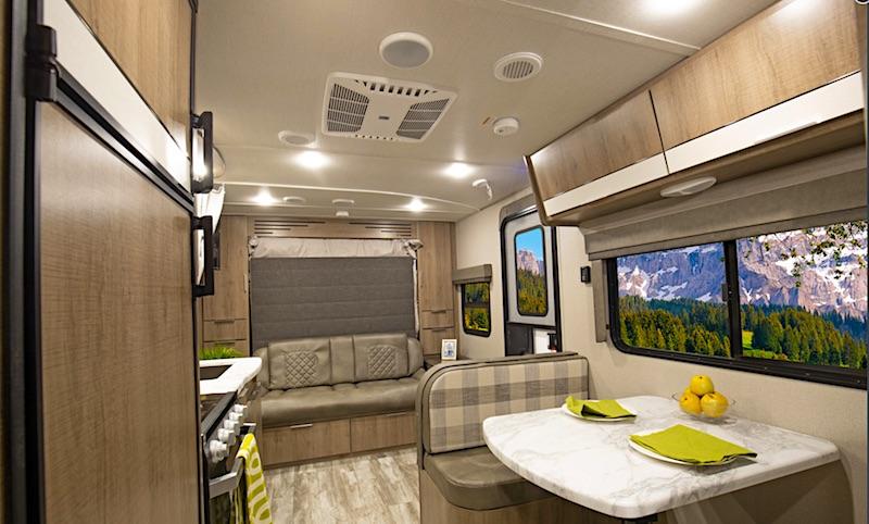 Grand Design Imagine XLS 21BHE Interior