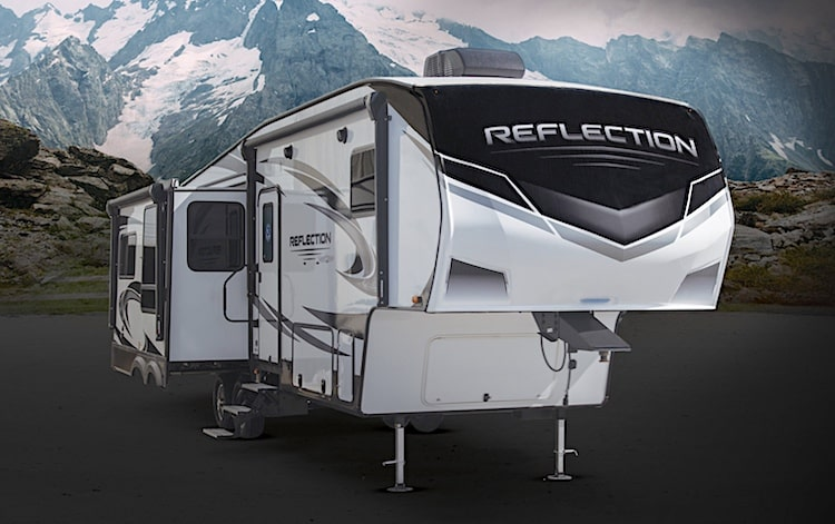 Grand Design Reflection Series 4 season fifth wheel