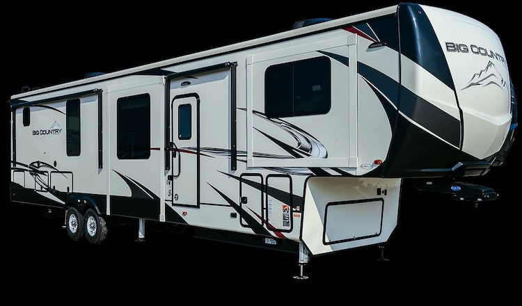 Heartland Big Country Series 4 season 5th wheel