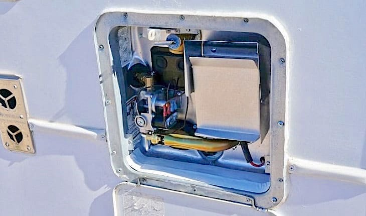 How Much Does an RV Water Heater Cost?