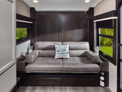 Travel Trailers with Murphy Beds