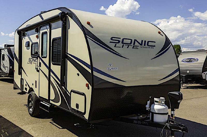 Venture RV Sonic Lite SL169VBH exterior