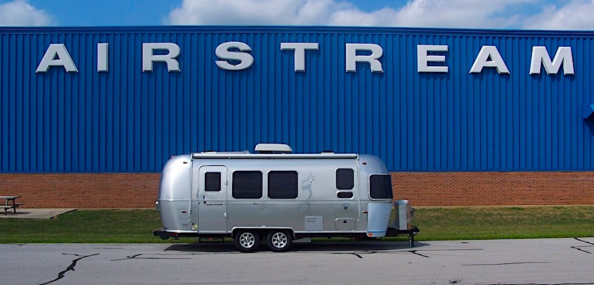 Where Are Airstreams Made?