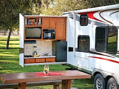 8 Best Travel Trailers With Outdoor Kitchens