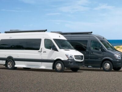 Best Class B RVs that Sleep 4 People
