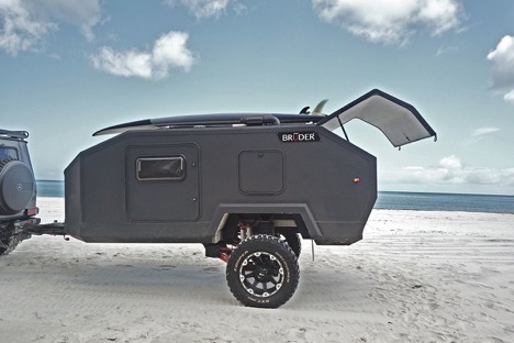 Bruder EXP 4 Micro Camper for off road