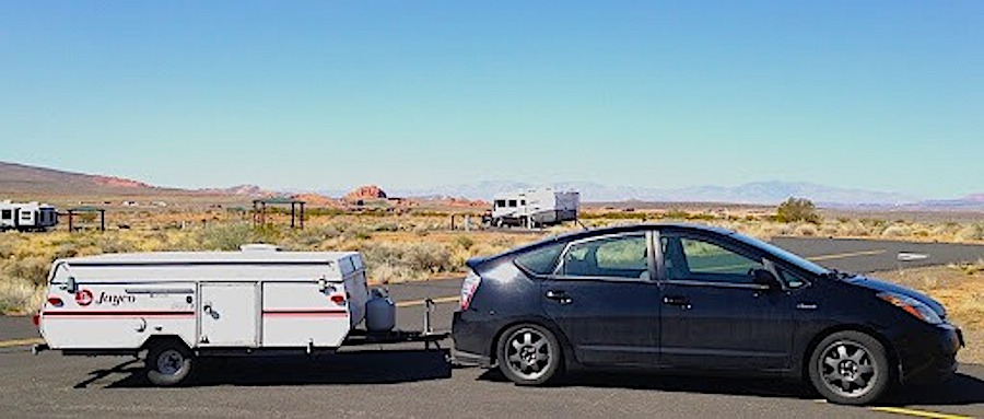 Can I Tow a Pop Up Camper with My Car?