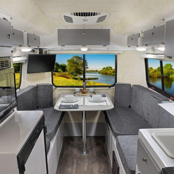 casita trailer liberty interior