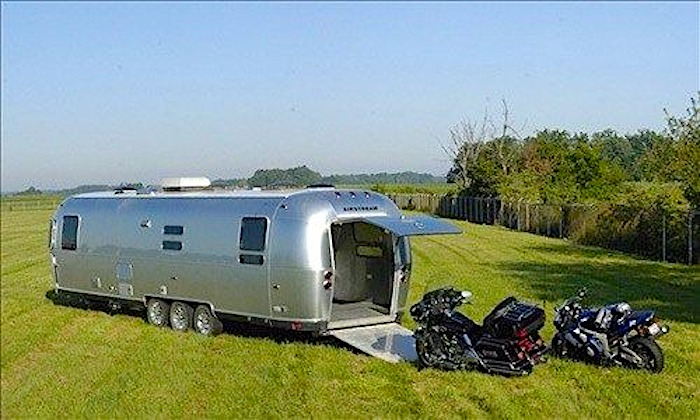 Does Airstream Make a Toy Hauler