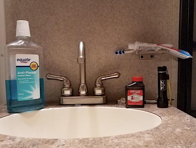 Dura Faucet Two Handle Faucet