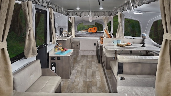 7 Best Pop Up Campers With Bathrooms In, Pop Up Tent Trailer With Bathroom