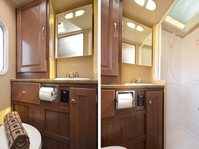 How Are RV Wet Baths and RV Dry Baths Different?
