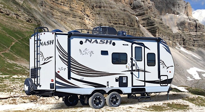 Northwood Nash RVs and campers for cold weather