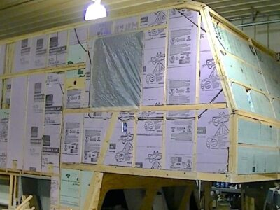 RV Travel Trailer Insulation R Values Explained