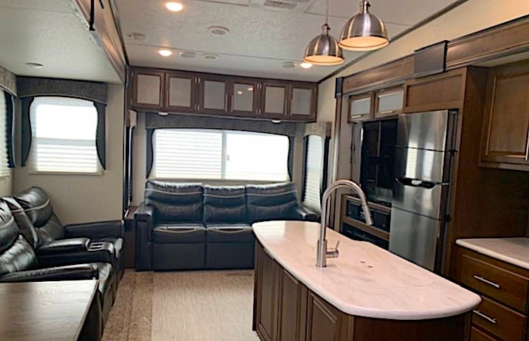 5th wheel rental el paso