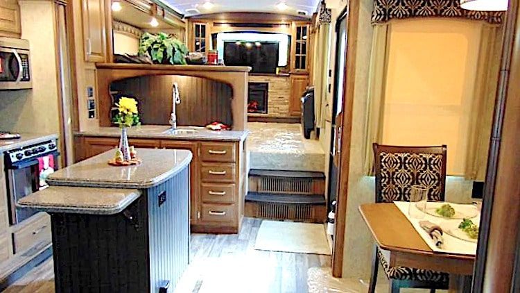 5th wheel rv rental bakersfield california