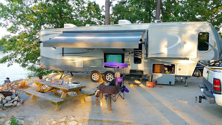 Best 5th wheel rental augusta GA