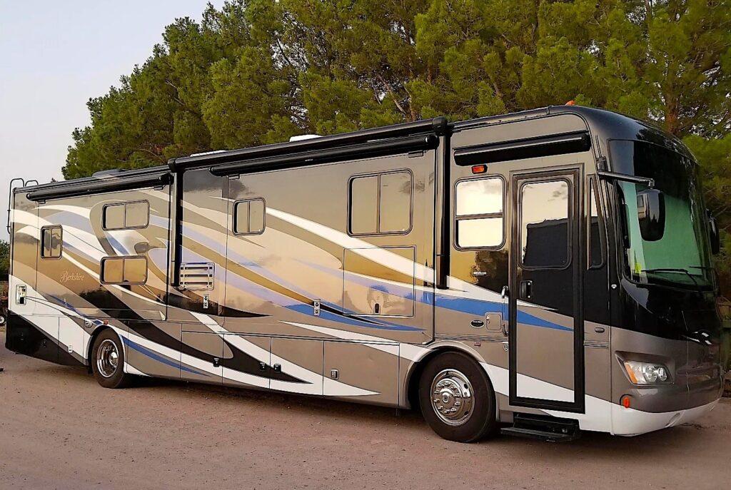 Class A RV Rental in El Paso TX
